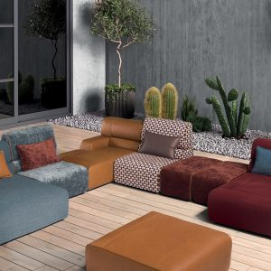 BABOUCHE Salotti Lounge- Canapele moderne, Canapele