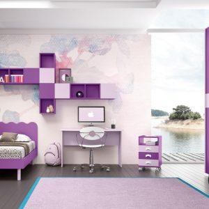 Loredana - mobila copii, camere tineret