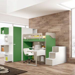 Rodolfo - mobilier copii, camere tineret1