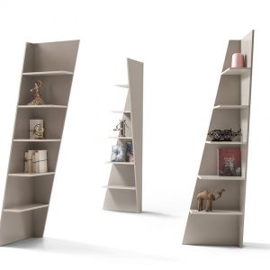 Esquina bookcase - mobila lux, biblioteci moderne